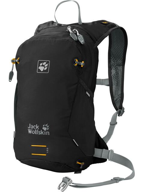 Jack Wolfskin Ham Rock 12 Ryggsekk Svart
